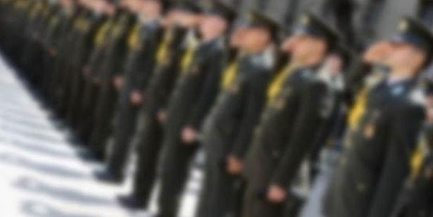 100 MUVAZZAF ASKER HAKKINDA YAKALAMA KARARI VERİLDİ