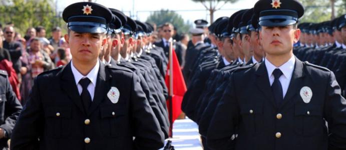 2 BİN 500 POLİS MEMURU ADAYI ALINACAK