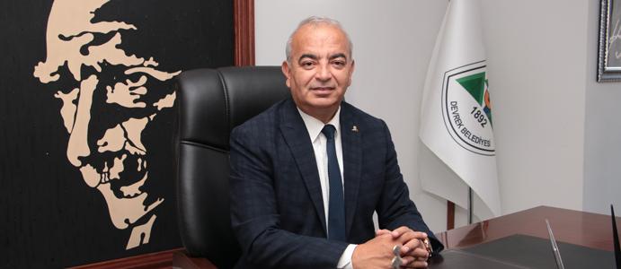BAŞKAN BOZKURT, KUBİLAY'I ANDI