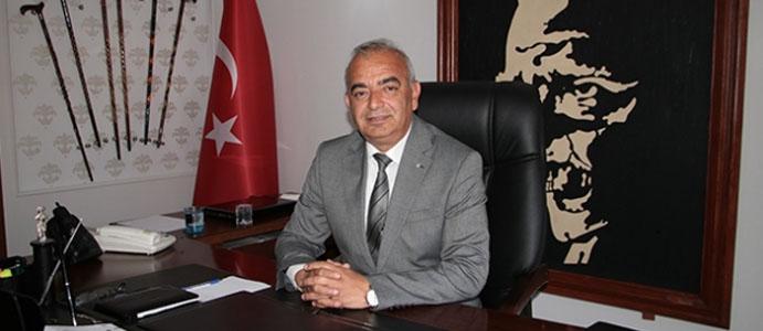 BAŞKAN BOZKURT RAMAZAN BAYRAMI'NI KUTLADI