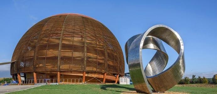 CERN'E GİDEN 36 TÜRK ÖĞRETMENDEN BİRİ OLDU