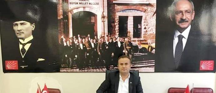 CHP ÇAYDEĞİRMENİ'NDE İHTİYAÇ PAKETİ DAĞITTI