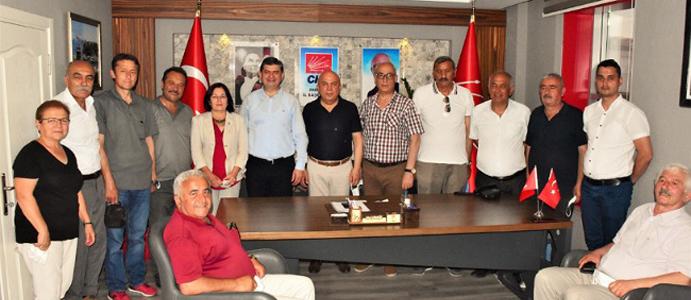 CHP İL GENEL MECLİSİ ÜYELERİ SEMİNERE KATILDI