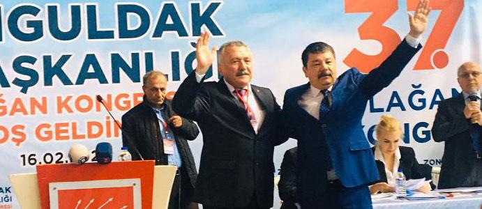CHP'DE KONGRE BAŞLADI