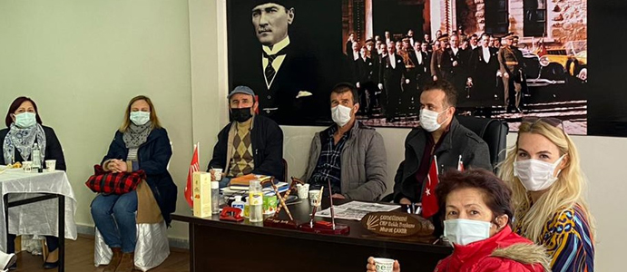 "CHP'DEN ""BİR BOT BİR MONT"" KAMPANYASI"