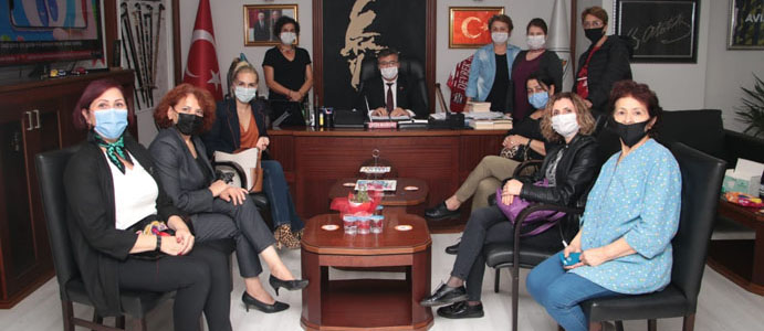 CHP'Lİ KADIN BAŞKANLAR DEVREK'TE TOPLANDI