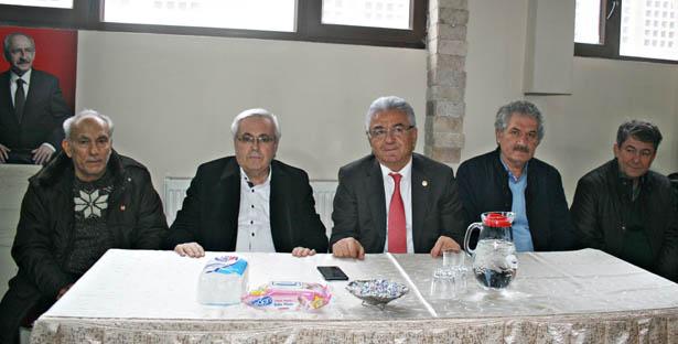 CHP'Lİ TURPCU, TÜZÜK DEĞİŞİKLİĞİ ÖNERİLERİNİ PAYLAŞTI