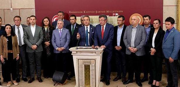 DEMİRTAŞ CHP'YE GERİ DÖNDÜ