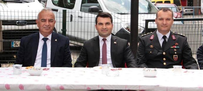 DEVREK'TE BAYRAMLAŞMA PROGRAMI DÜZENLENDİ