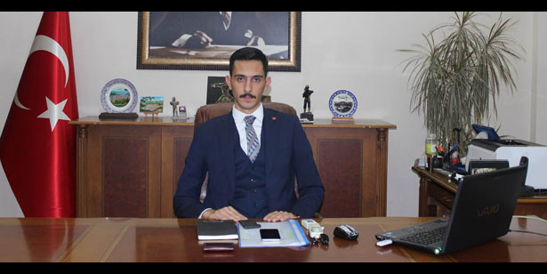 DEVREK KAYMAKAM VEKİLİ SOYLU 30 AĞUSTOS ZAFER BAYRAMINI KUTLADI