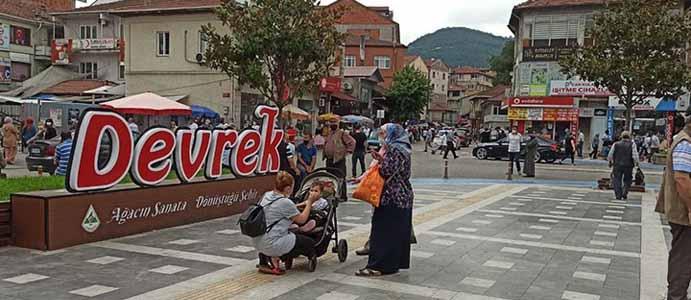 DEVREK ORTA RİSK İLE SINIRDA