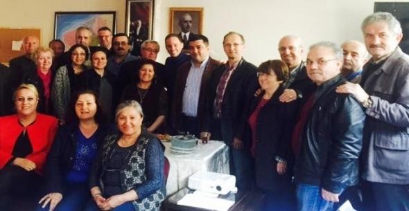 DEVREK'TE CHP ÜYELERİNE 'SİYASET EĞİTİMİ' VERİLDİ