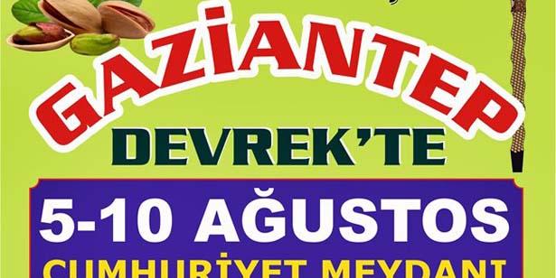 DEVREK'TE GAZİANTEP GÜNLERİ
