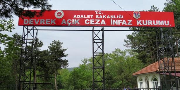 DEVREK'TE POLİS ALARMDA! CEZAEVİNDEN 2 MAHKUM FİRAR ETTİ