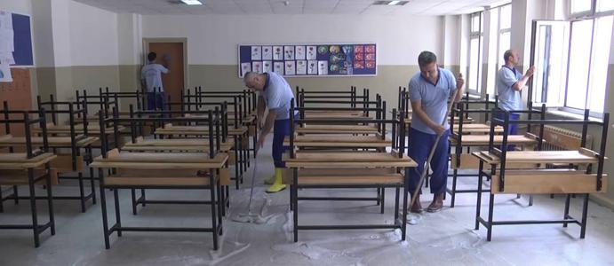 DEVREK'TE TYP KAPSAMINDA OKULLARA İŞÇİ ALINACAK