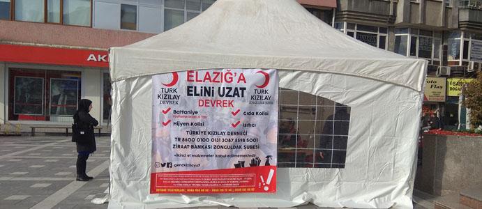 ELİNİ ELAZIĞ'A UZAT DEVREK