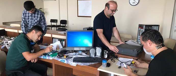 """""""ELİNİ UZAT / UZAKTA KALMASINLAR"""" KAMPANYASINA DESTEK ARTARAK SÜRÜYOR"""