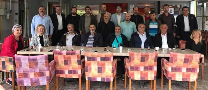 GELECEK PARTİSİ DEVREK'TE BULUŞTU