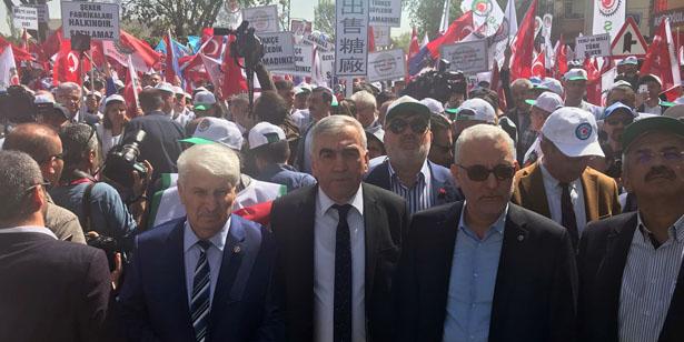 GMİS GENEL BAŞKANI DEMİRCİ DE KATILDI