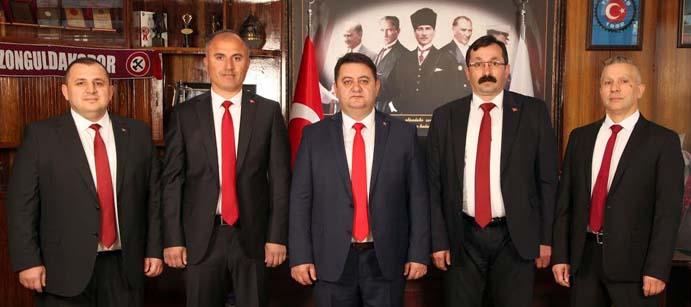 GMİS'TEN 'LEŞ KARGALARI' SÖZÜNE TEPKİ