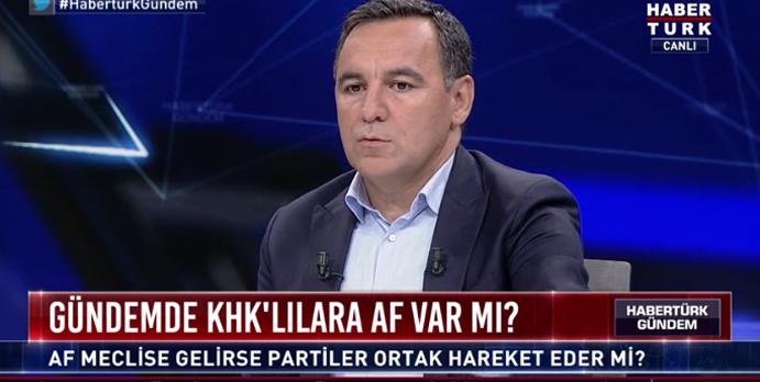 İSMET AKYOL'A YAPILAN HAKSIZLIK HABERTÜRK TV'DE GÜNDEME GELDİ