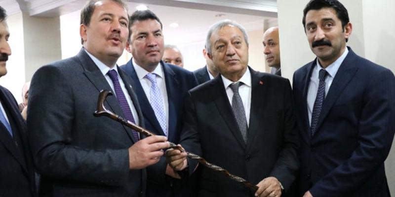 KARACAN, ZONGULDAK'A GELDİ
