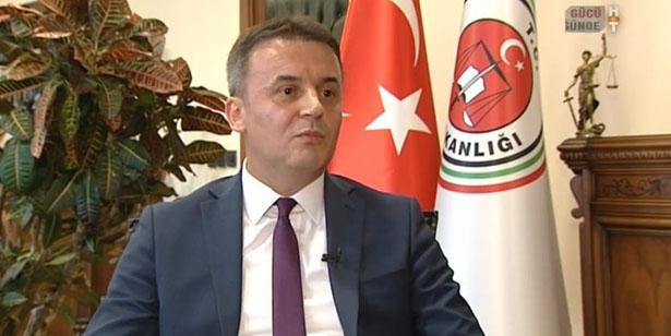 KOCAMAN'A YENİ BAŞSAVCI VEKİLLERİ...