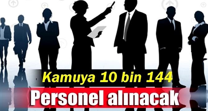 MEMUR ADAYLARINA MÜJDE… 10 BİN PERSONEL ALINACAK