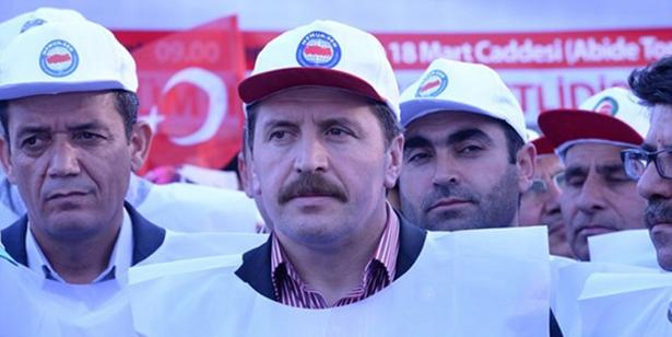 MEMUR İŞ BIRAKIYOR
