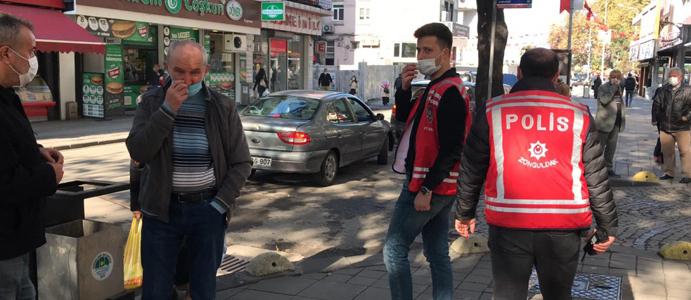 POLİS VATANDAŞI UYARDI