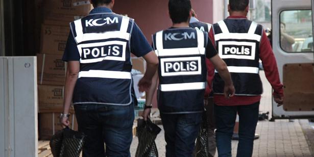 POLİSTEN TEFECİ OPERASYONU