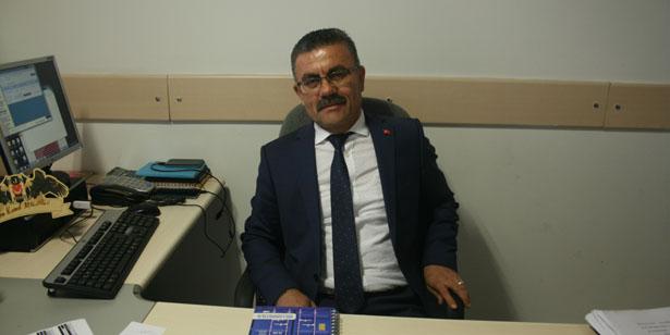 PTT DEVREK ŞUBE MÜDÜRLÜĞÜ'NE BENLİOĞLU ATANDI