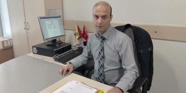 PTT DEVREK ŞUBESİNE ÇETİNKAYA ATANDI