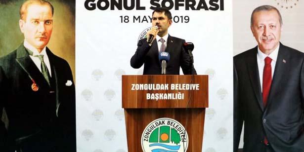 """""""SAYIN BAKAN YALNIZCA AKP'LİLERİN BAKANI MI?"""""""