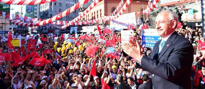 SEÇİM ÖNCESİ ZONGULDAK'A GELİYOR