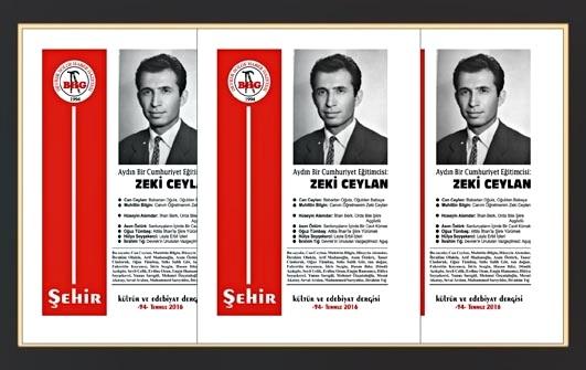 ŞEHİR EDEBİYAT DERGİSİ, 94. SAYISIYLA OKUR KARŞISINDA