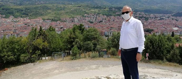 SEYİR TERASI DEVREK'E DERİN BİR NEFES ALDIRACAK