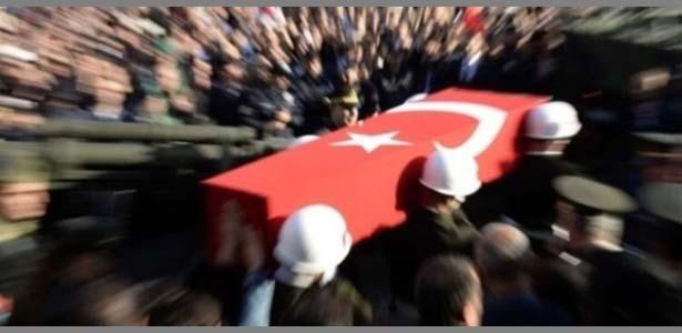 SİİRT'TEN ACI HABER GELDİ 1 ASKER ŞEHİT