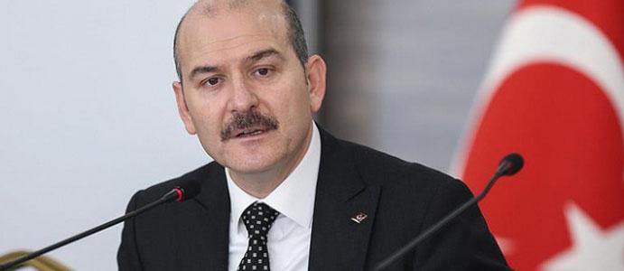 SOYLU ZONGULDAK'A GELİYOR