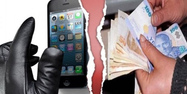 TELEFON DOLANDIRICILARI SUÇÜSTÜ YAKALANDI