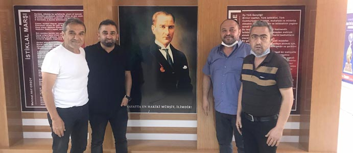 TIĞ'DAN SINAV EĞİTİM KURUMLARI'NA ZİYARET