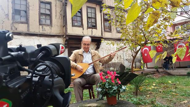 TRT EKİBİ, DEVREK'TEKİ ÇEKİMLERİNİ TAMAMLADI