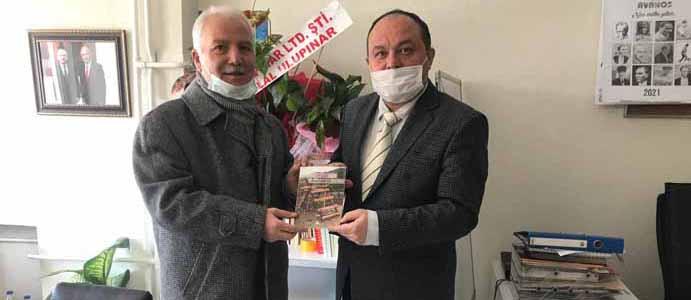 TUNÇKAYA'DAN, İBRAHİM TIĞ'A ZİYARET