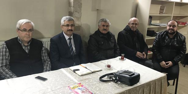 TURAN ORAL DEVREK'TEN DESTEK İSTEDİ