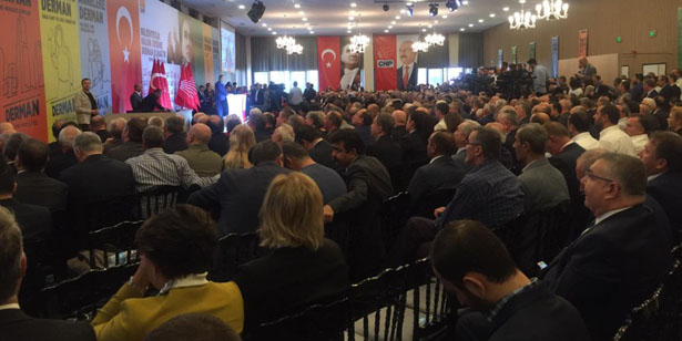 'YEREL SEÇİM VİZYON TOPLANTISI' BAŞLADI
