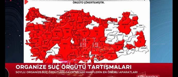 ZONGULDAK'TA 4 ÇETE ÇÖKERTİLDİ