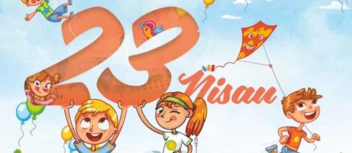 23 NİSAN KUTLAMA PROGRAMI AÇIKLANDI