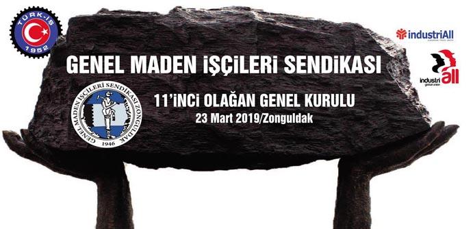 GMİS 11'İNCİ OLAĞAN GENEL KURULU 23-24 MART'TA