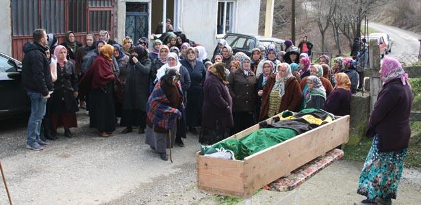 'MAVİ BALİNA' KURBANI BURAK, GÖZYAŞLARIYLA UĞURLANDI
