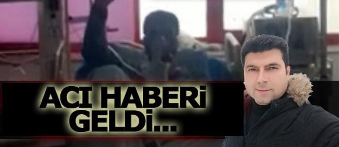 POLİS MEMURU KORONAYA YENİK DÜŞTÜ
